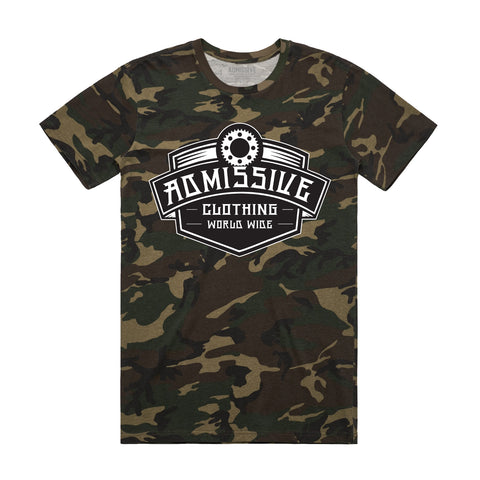 Camo Solid T-shirt - SOLD OUT