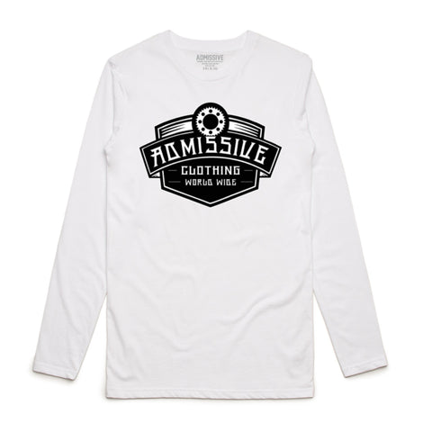 Solid L/S T Shirt