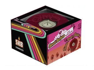 70's Pure Juice Tribute - SK8 Candle