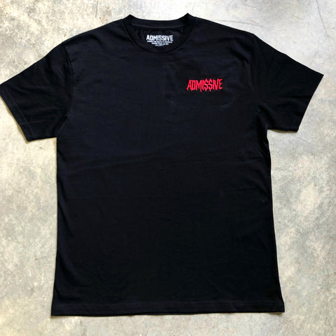 Embroidered Street T-shirt