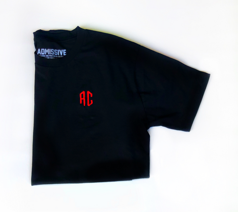 Initials Embroidered T-shirt