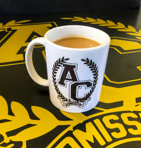 Crest Coffee Cup