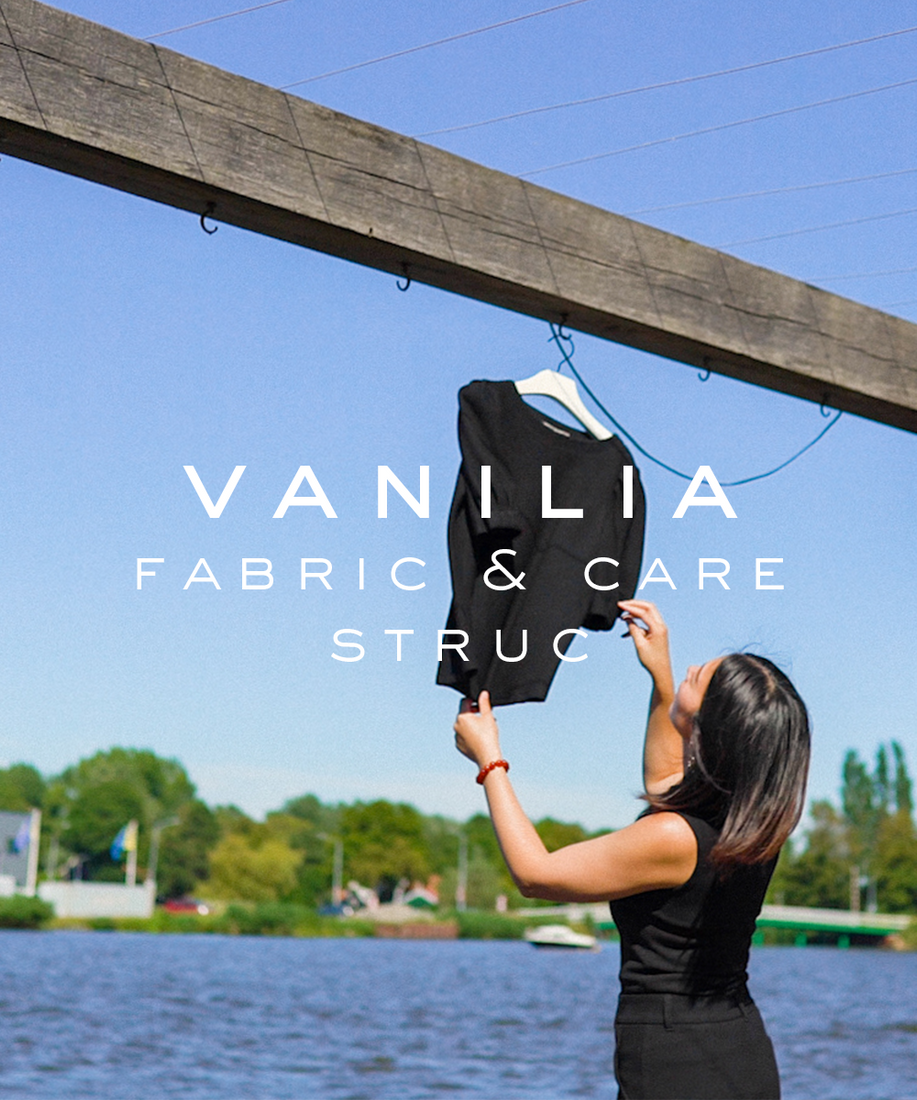Fabric and care | Struc