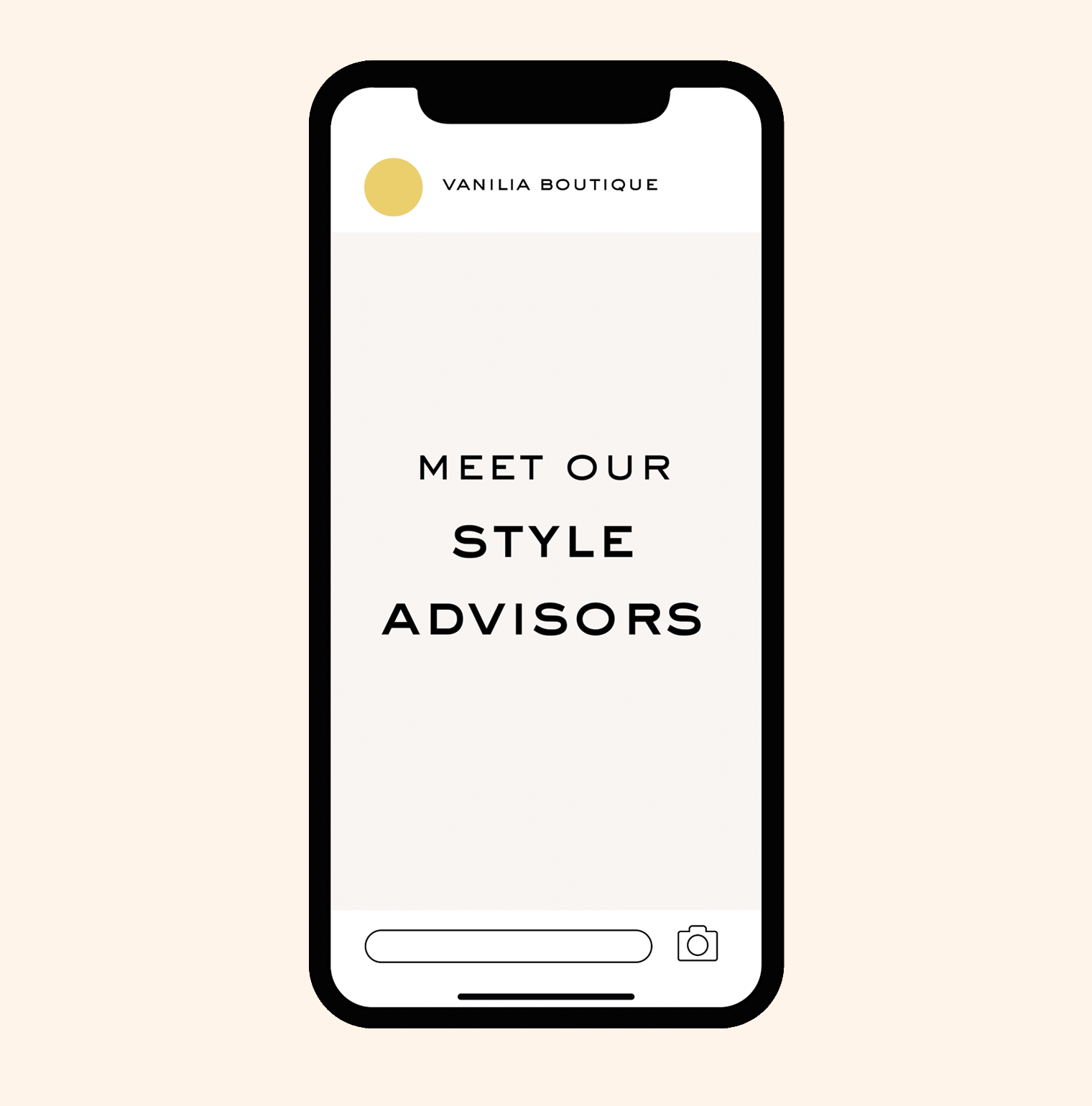 Meet our style advisors