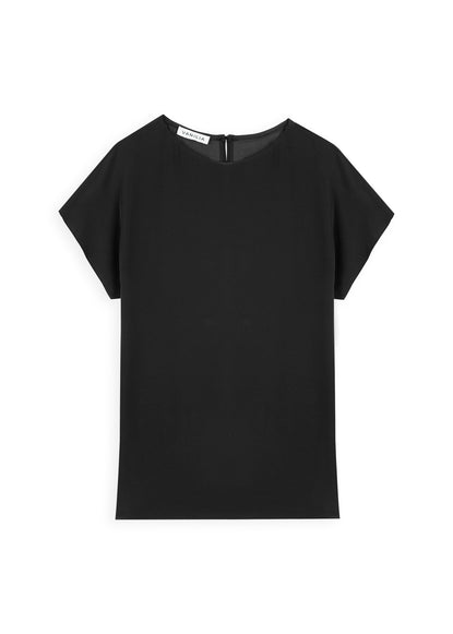 Top crepe luxe