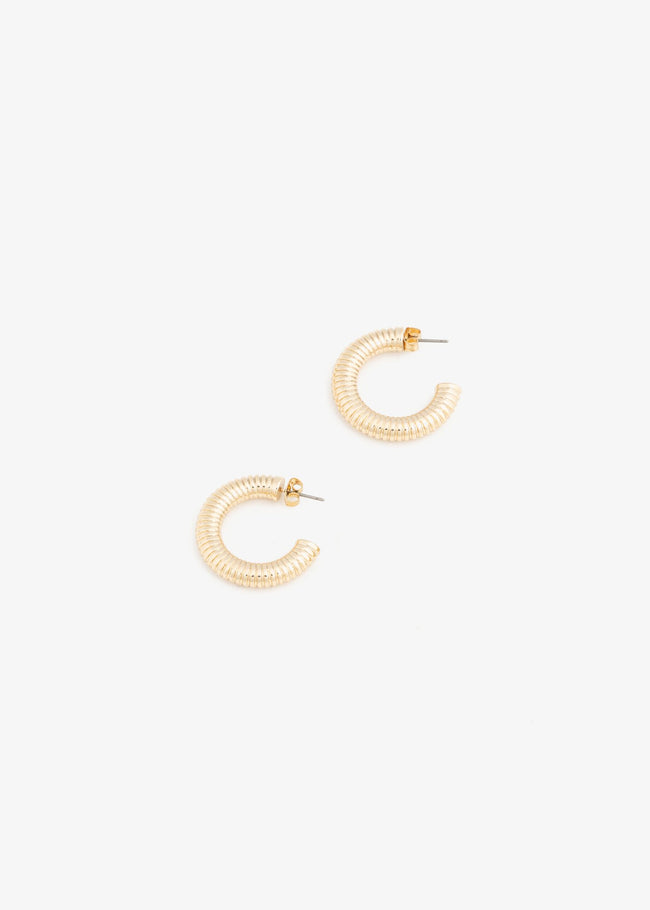 club manhattan Teddy Hoops Small