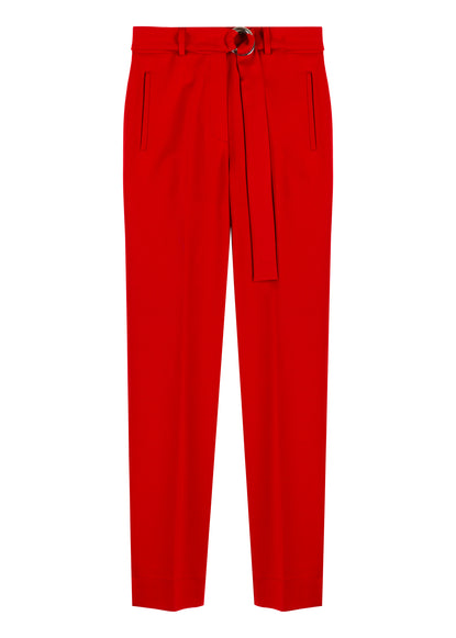 Trousers punto classic high waist