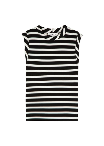Top col striped