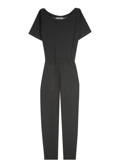 Jumpsuit new printed dot