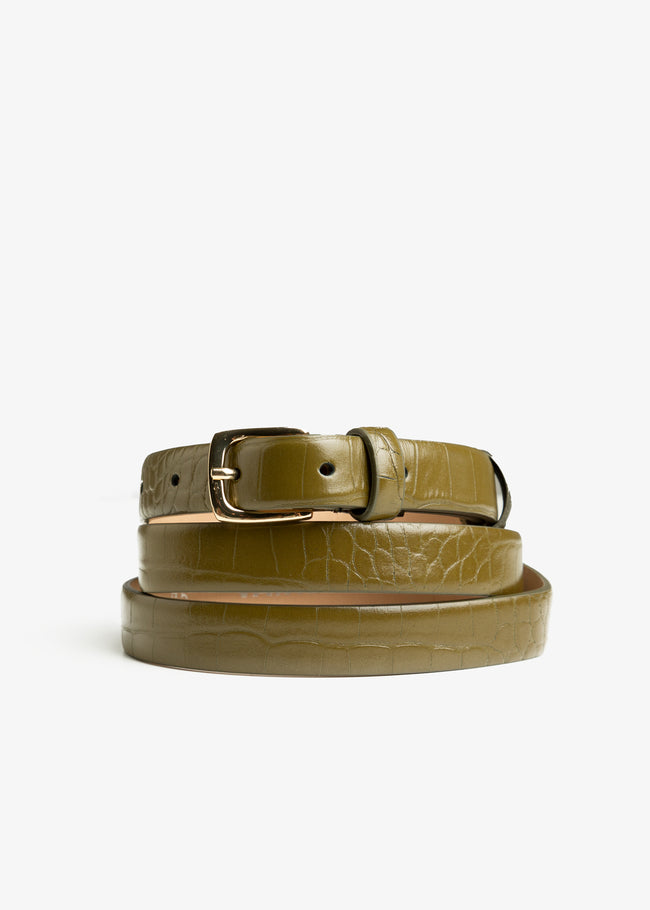 Riem small structure gold
