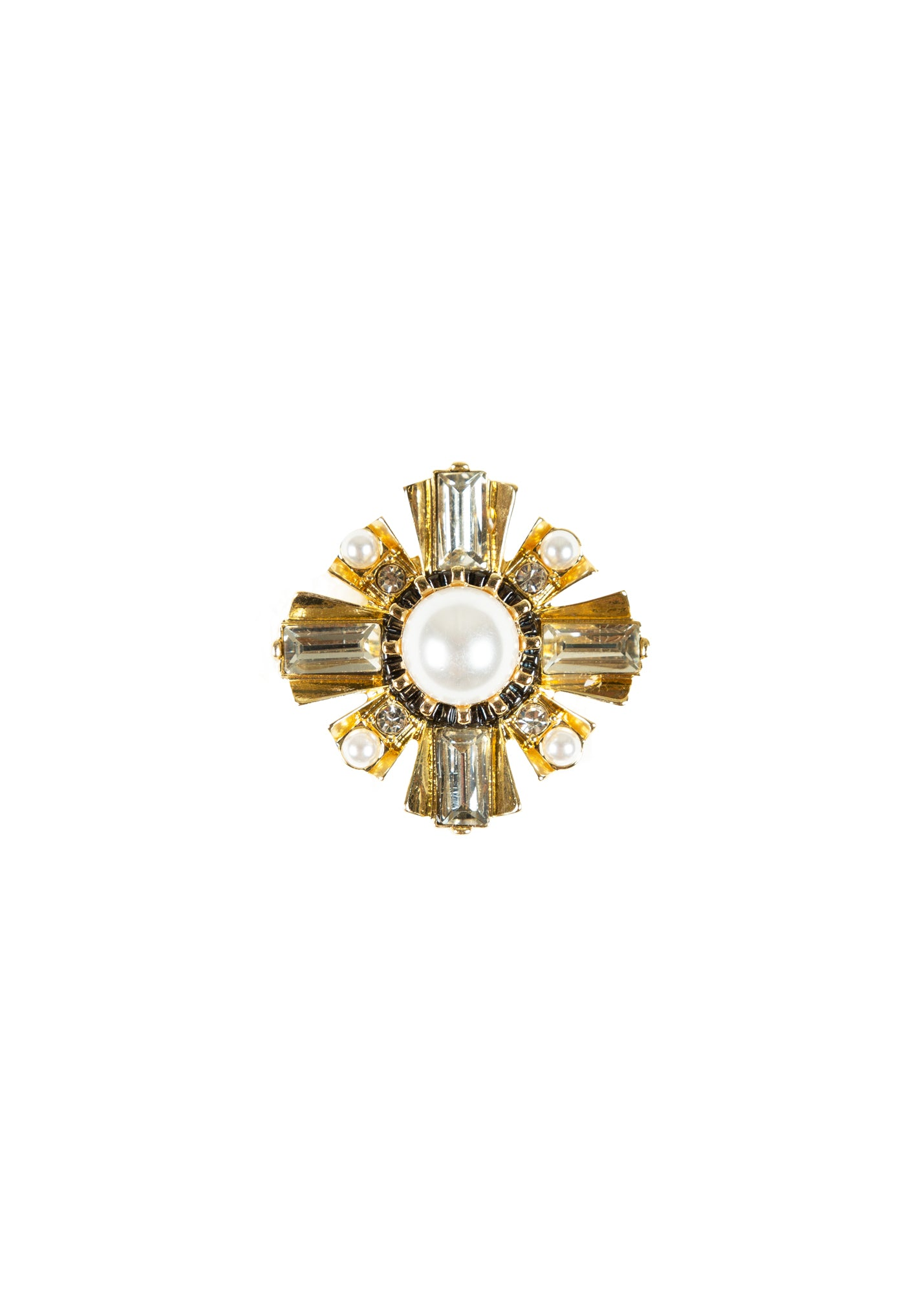 Sunburst Broche