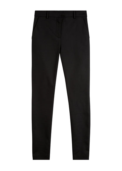 Trousers classic high