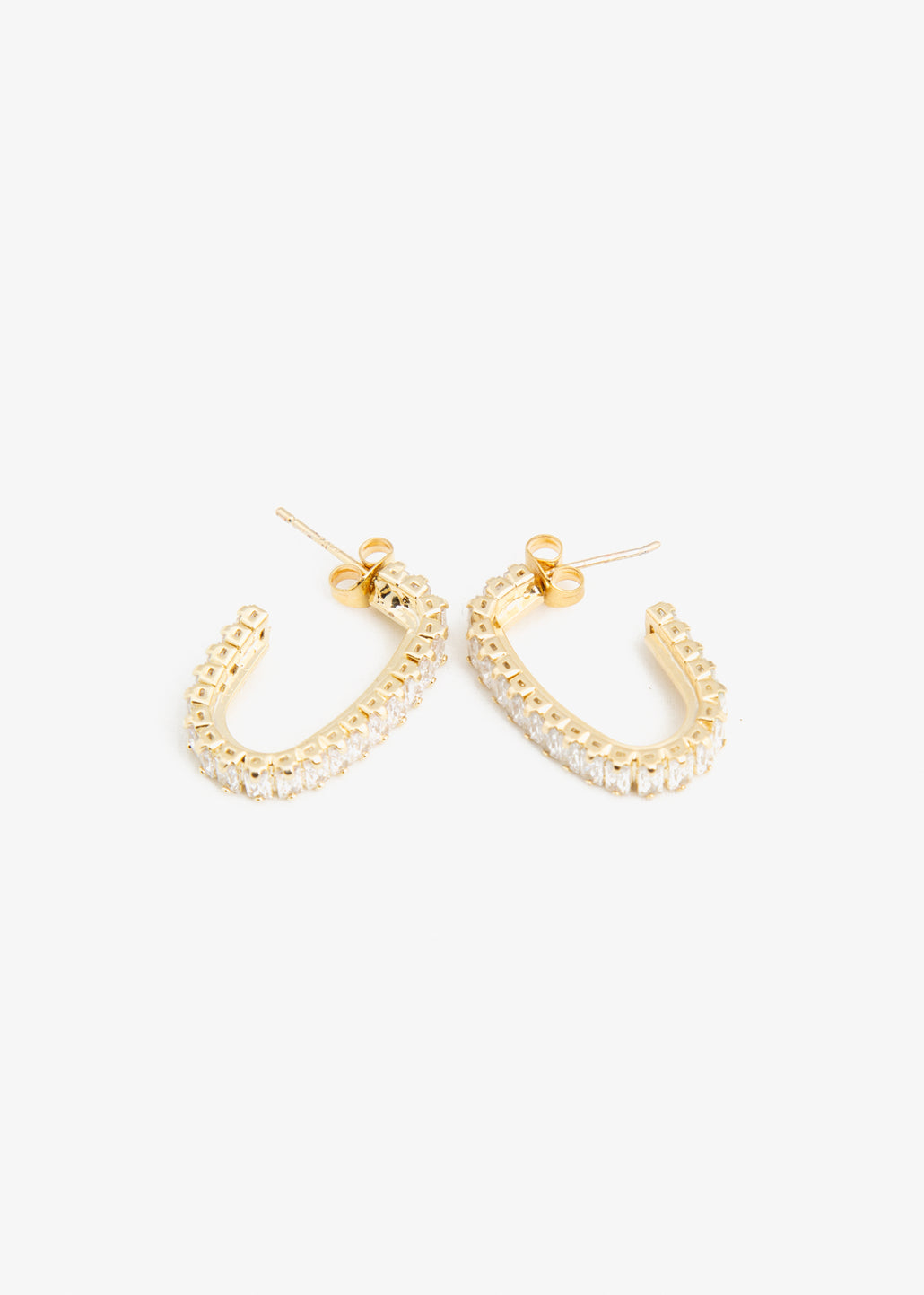Club Manhattan Stone Hoops