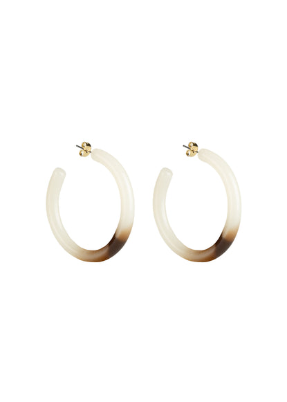 Oorbellen Ombre Hoops