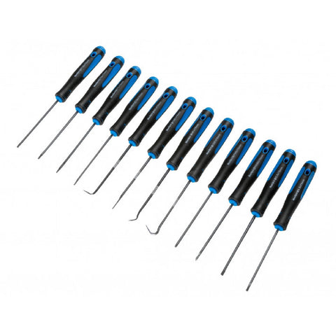 12 PCE Precision Screwdriver and Pick Set