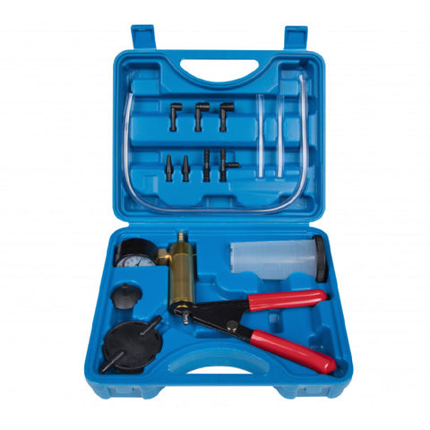 Mulit Use Brake Bleeder and Vacuum Pump Kit, for all Vehicle Types