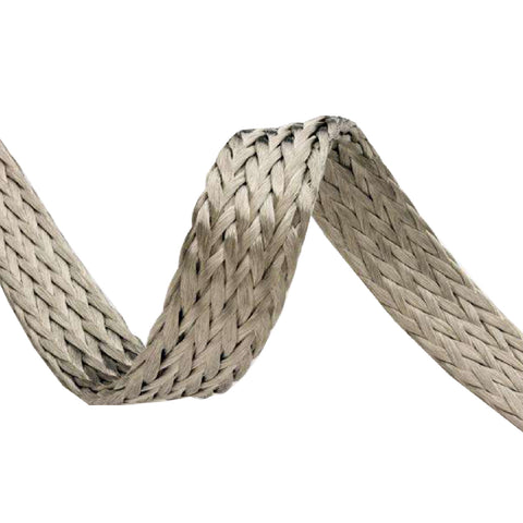 Braided Copper Tin Plated Earthing Strap  <br> Menu Options<br>