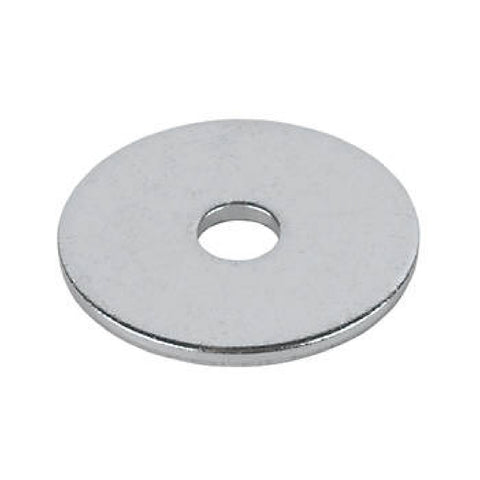 Steel Backing Washers For 6 4mm Blind Pop Rivets Size M6
