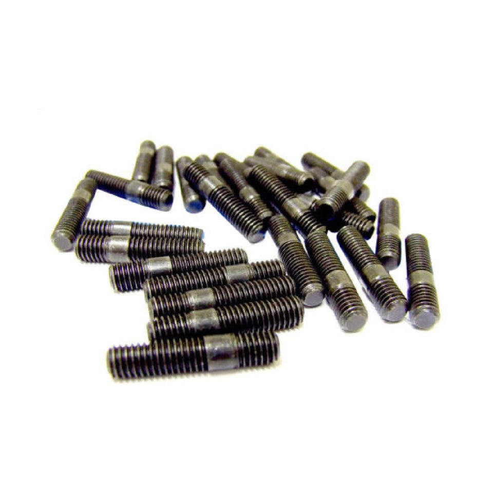 Length: 41mm // 16mm 4 x Exhaust Inlet Manifold Studs M8 x 1.25mm Pitch 9mm 16mm