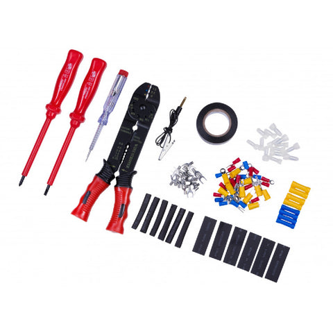 93 PCE Electrical Set, Ideal for Electricians