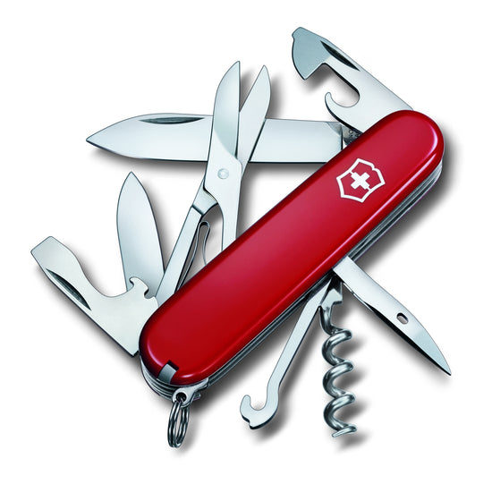 Victorinox Climber Red FREE Accessories & Lanyard - Oakedge Knives