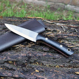 *FINAL CLEARANCE* Oakedge Haywood Ebony - Oakedge Knives