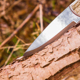 *FINAL CLEARANCE* Oakedge Haywood Stag - Oakedge Knives