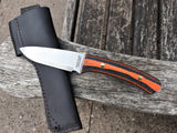 "!NEW! Oakedge Shugborough 4"" Bushcraft Custom Micarta - Oakedge Knives"
