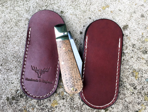 Oakedge Handmade Leather Pocket Slip Classic - Oakedge Knives