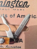 Remington Boy Scouts of America Pocket Knife (2010) - Oakedge Knives