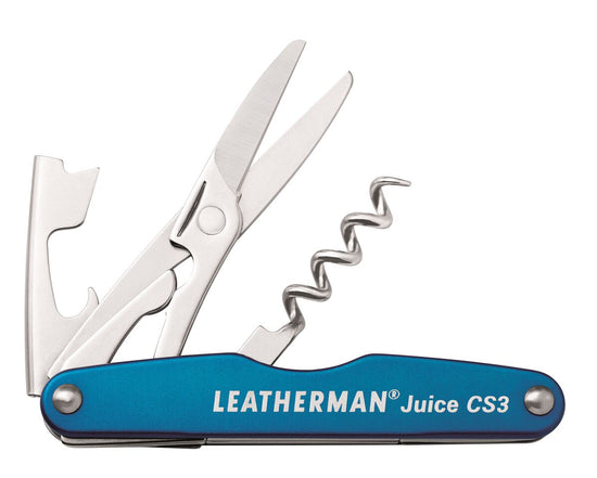 Leatherman Juice CS3 Blue - Oakedge Knives