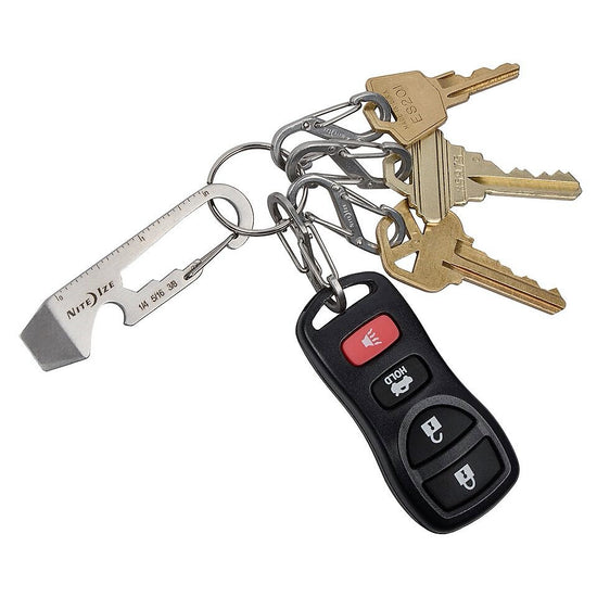 Stainless Steel Key Ring Mulit Tool  !!SALE 25% OFF!! - Oakedge Knives