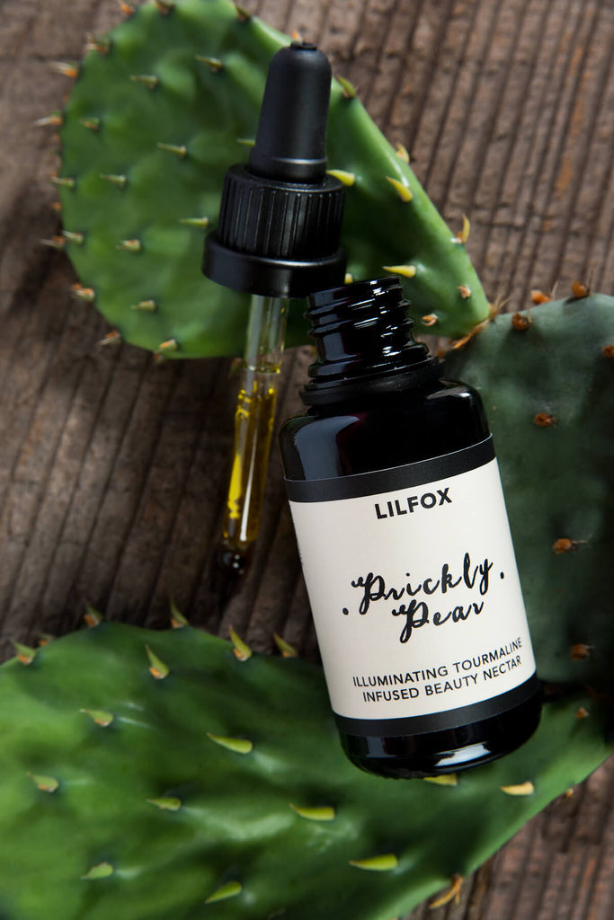 Lilfox Prickly Pear Illuminating Beauty Nectar