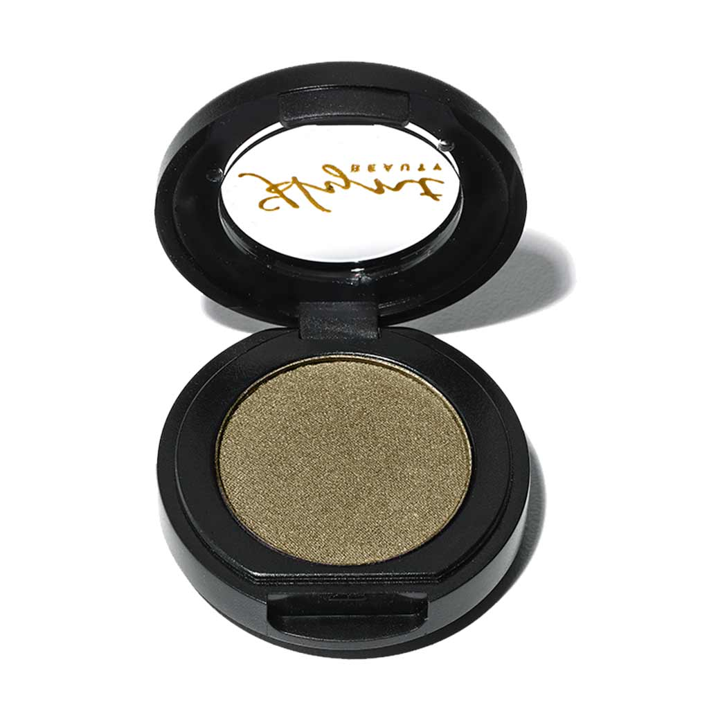 Perfetto Pressed Eye Shadow - luomivärinappi Khaki Star
