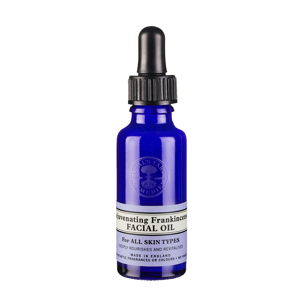 Frankincense Facial Oil Kasvoöljy