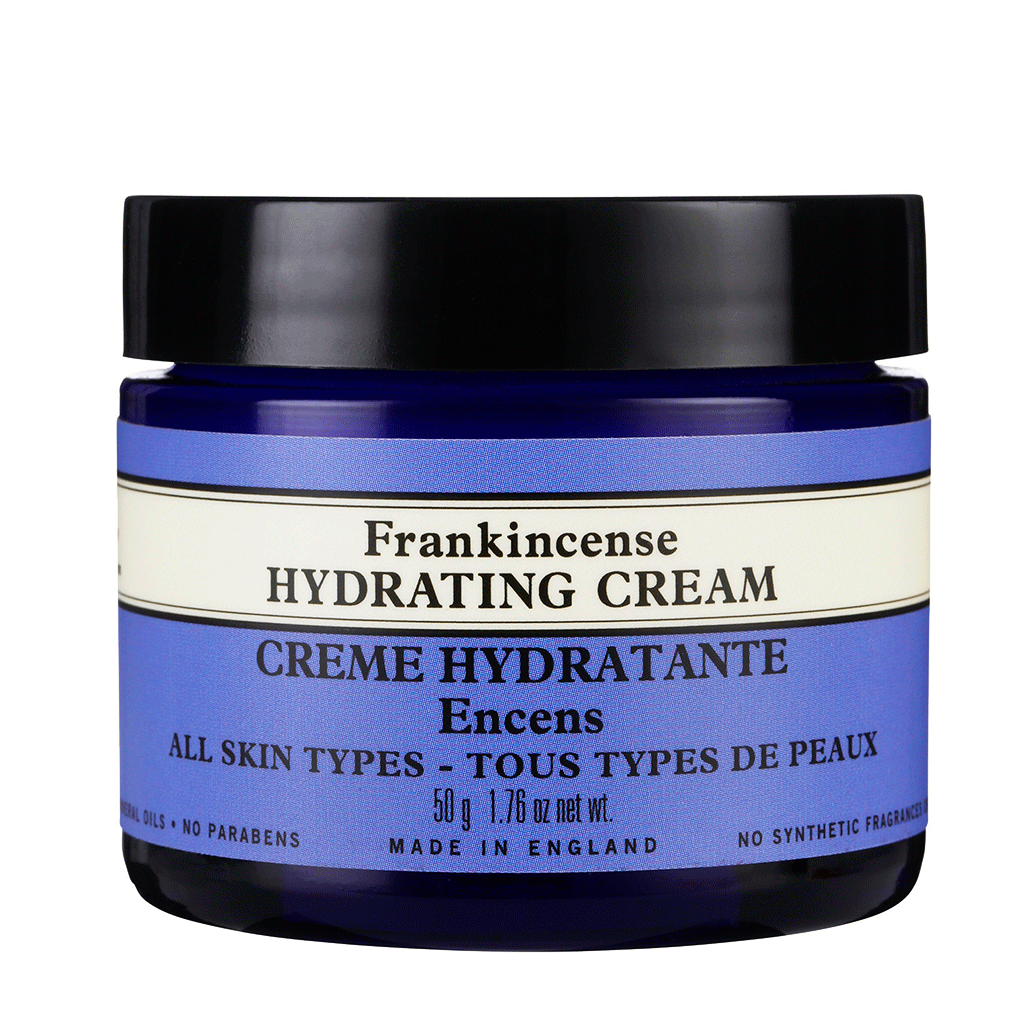 Frankincense Hydrating Cream (SAorg) Hoitovoide