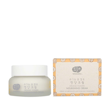 Organic Flowers Nourishing Cream