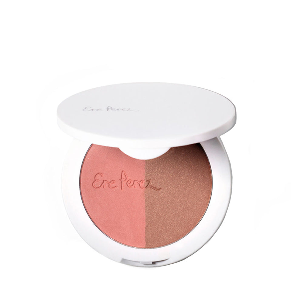 Rice Powder Blush & Bronzer - Brooklyn