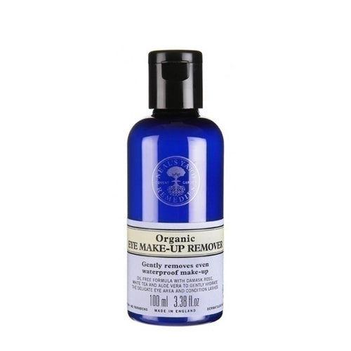 Organic Eye Make Up Remover