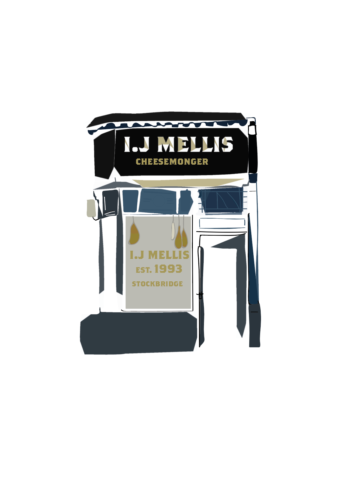 Mellis Cheese Shop