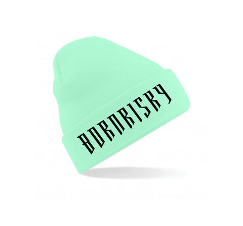 NEW! MINT BEANIE HAT