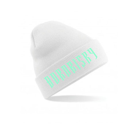 NEW! WHITE BEANIE HAT