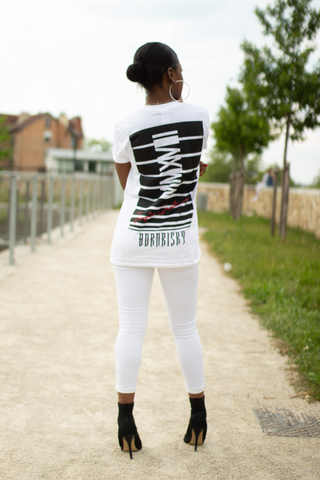 MMXVIII T-SHIRT: WHITE