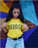 STREET SERIES: YELLOW T-SHIRT