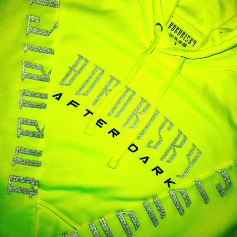 AFTER DARK: NEON REFLECTIVE HOODIE