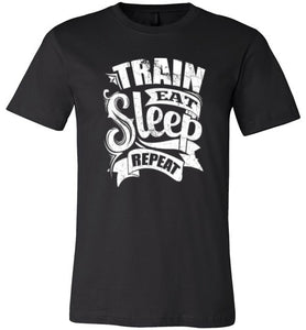 Train, Eat, Sleep, Repeat!