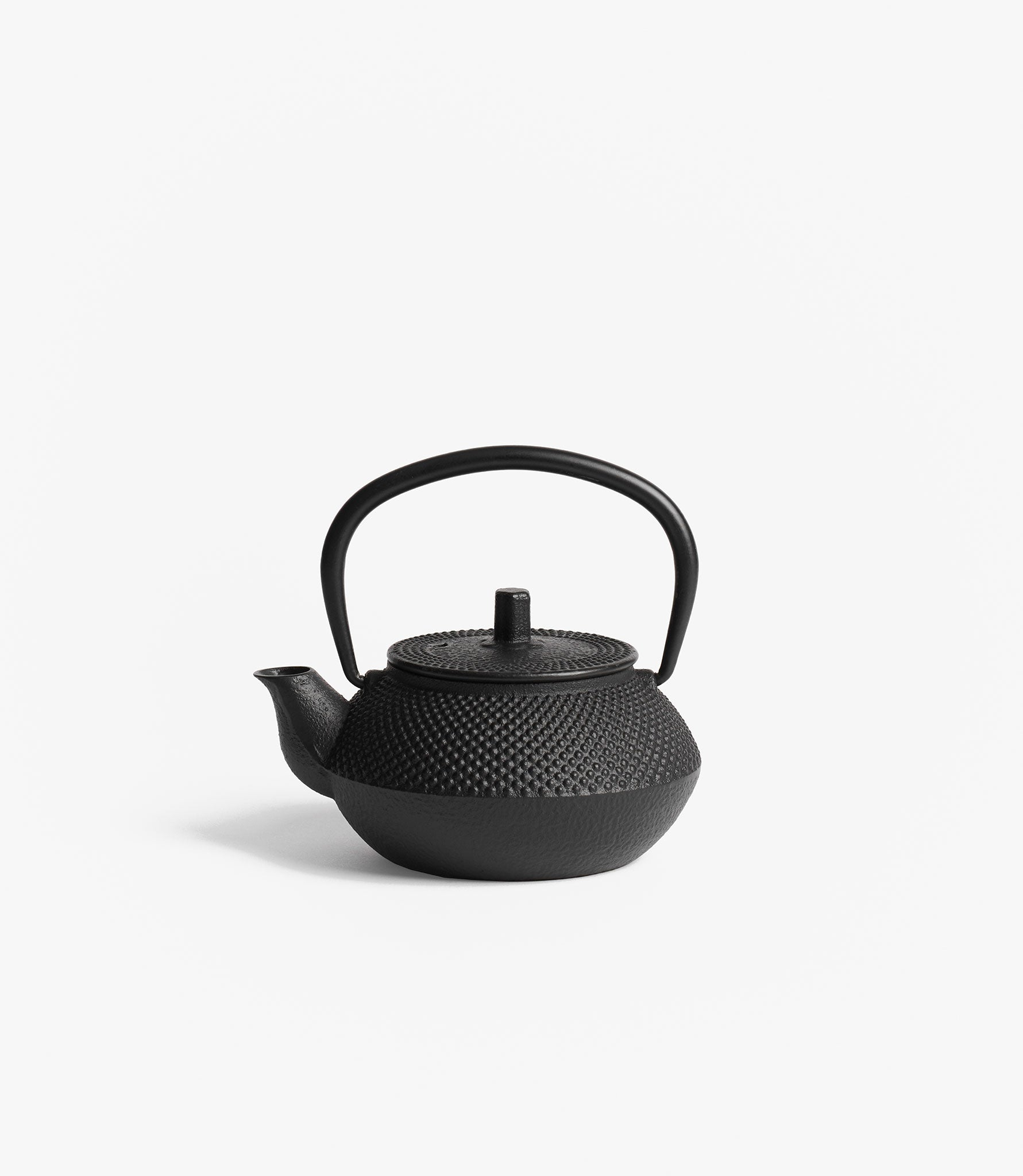 Handcrafted cast iron teapot 0.3l