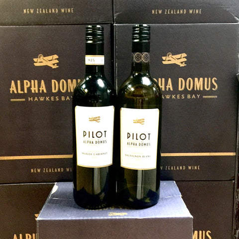 Alpha Domus - Hawkes Bay - New Zealand - Case deal