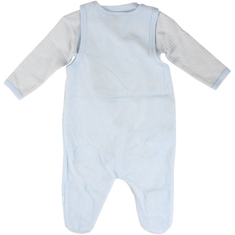 New Baby Blue Romper