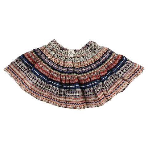 Fanny Skirt Cognac - Rock